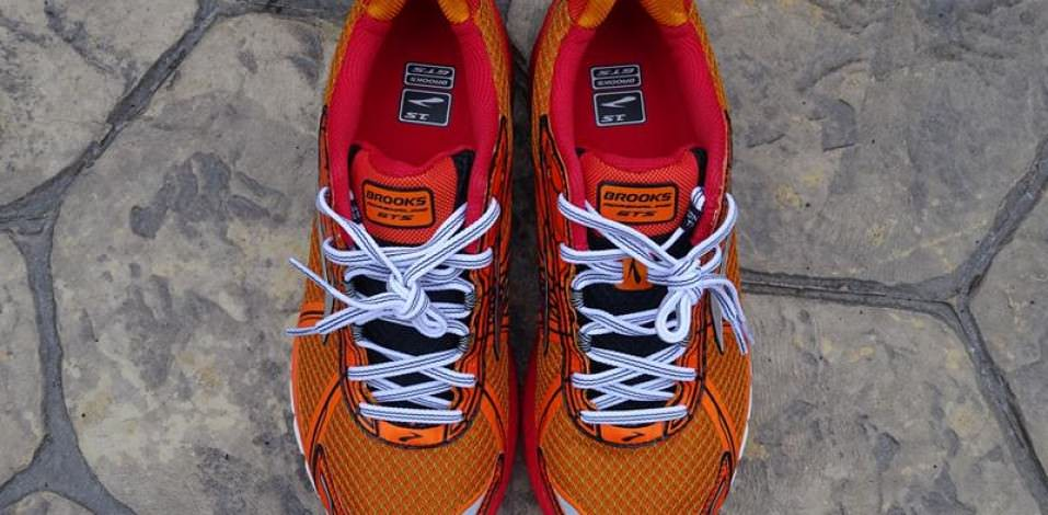 Brooks Adrenaline GTS 15 - Top