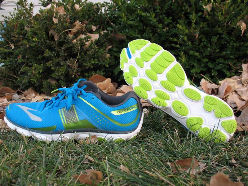 Brooks PureFlow 4 Review | Running