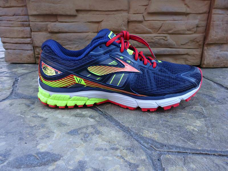 Brooks Ravenna 6 Review   Running Shoes