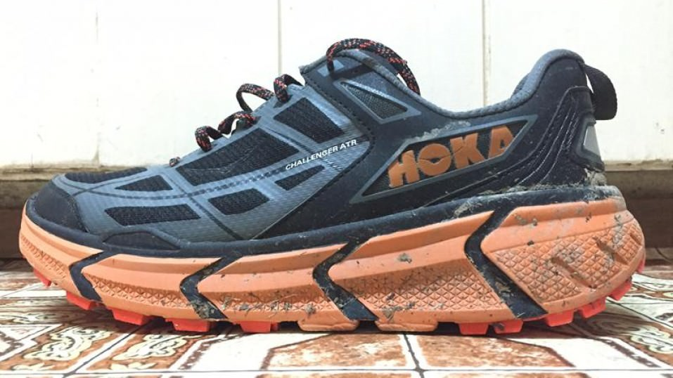 Hoka OneOne Challenger ATR - Medial Side