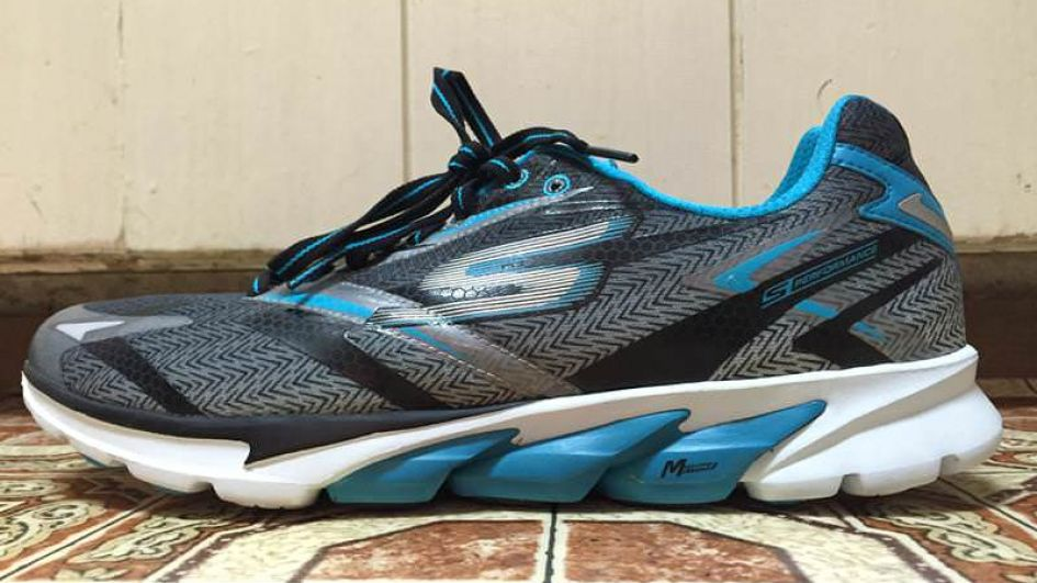 Skechers Go Run 4 - Medial Side