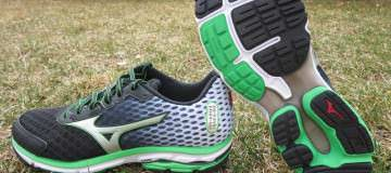 Mizuno Wave Rider 18 Review