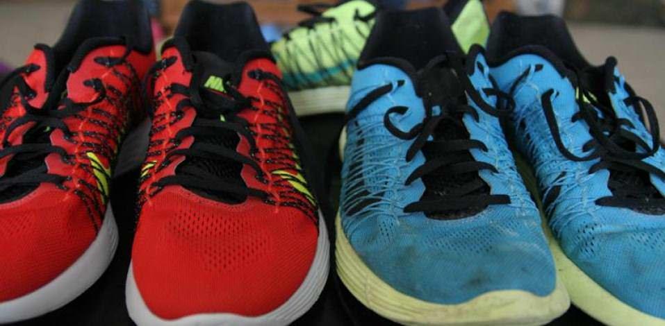Nike LunaRacer +3 - Toe