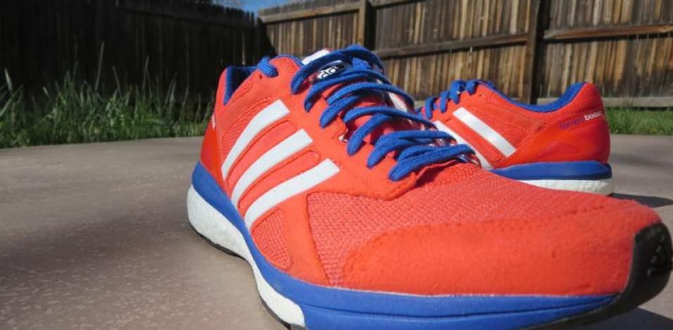 Adidas Adizero Tempo Boost 7 - Medial Side