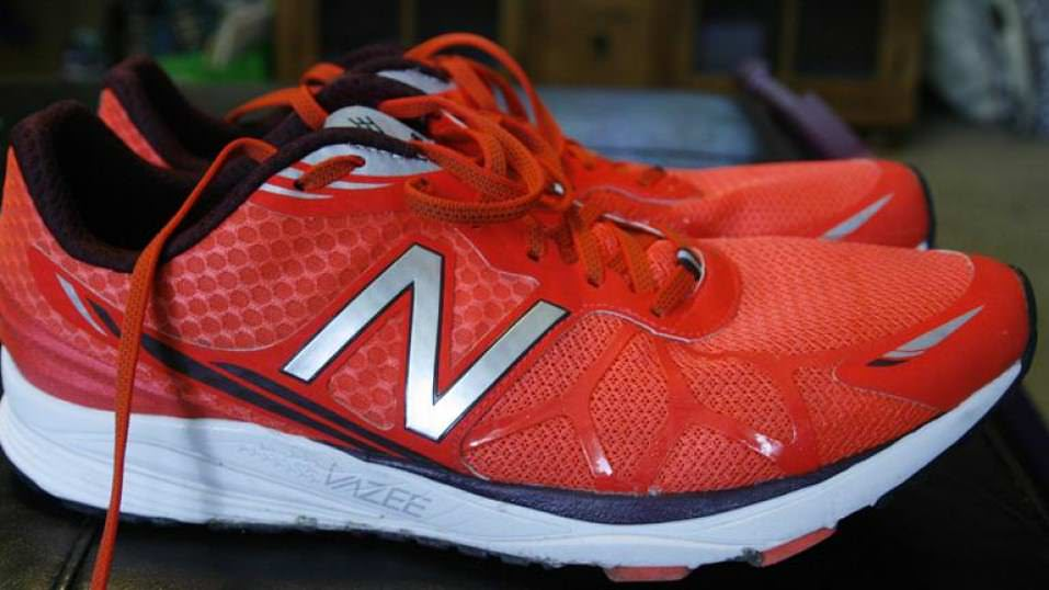 new balance or nike running shoes