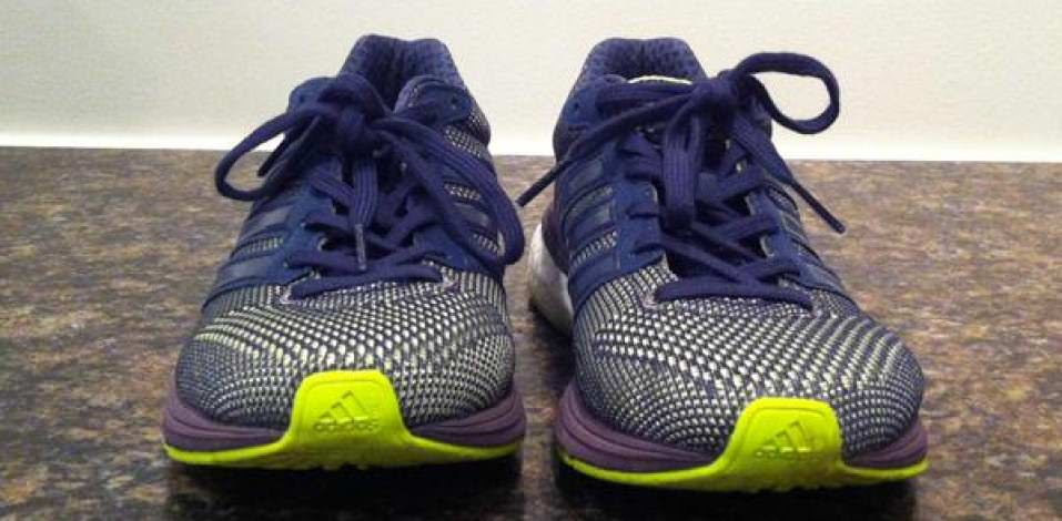 Adidas Adizero Boston Boost 6 - Toe