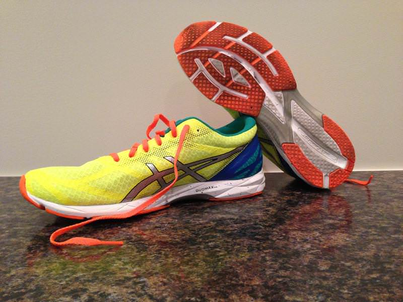 Supresión cuello Sonrisa  Asics Gel DS Racer 10 Review | Running Shoes Guru