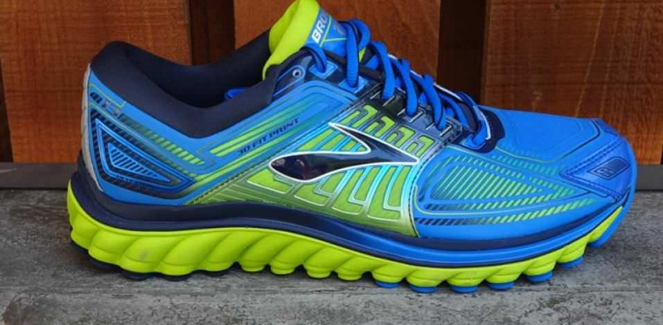 Brooks Glycerin 13 - Lateral Side