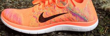 Nike Free Flyknit 4.0 Review