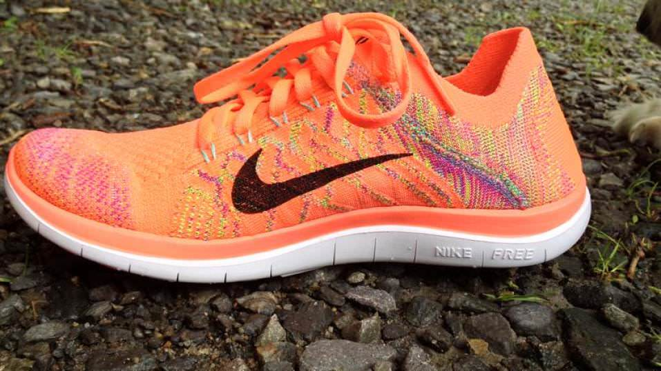 Nike Free Flyknit 4.0 - Lateral Side