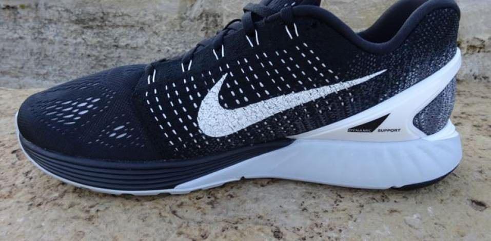 Nike LunarGlide 7 - Medial Side