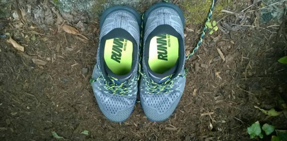 Nike Zoom Terra Kiger 3 - Heel