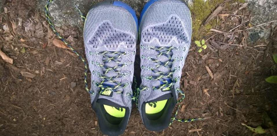 Nike Zoom Terra Kiger 3 - Toe