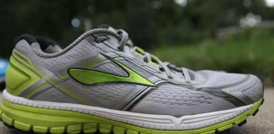 Brooks Ghost 8 - Medial Side