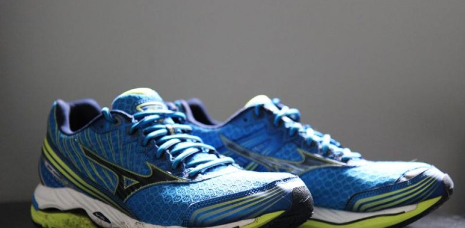 Mizuno Wave Paradox 2 - Pair