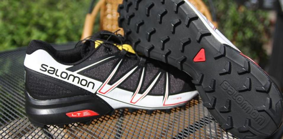 Salomon SpeedCross Pro - Sole