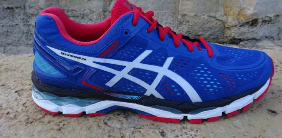 Asics Gel Kayano 22 - Lateral Side