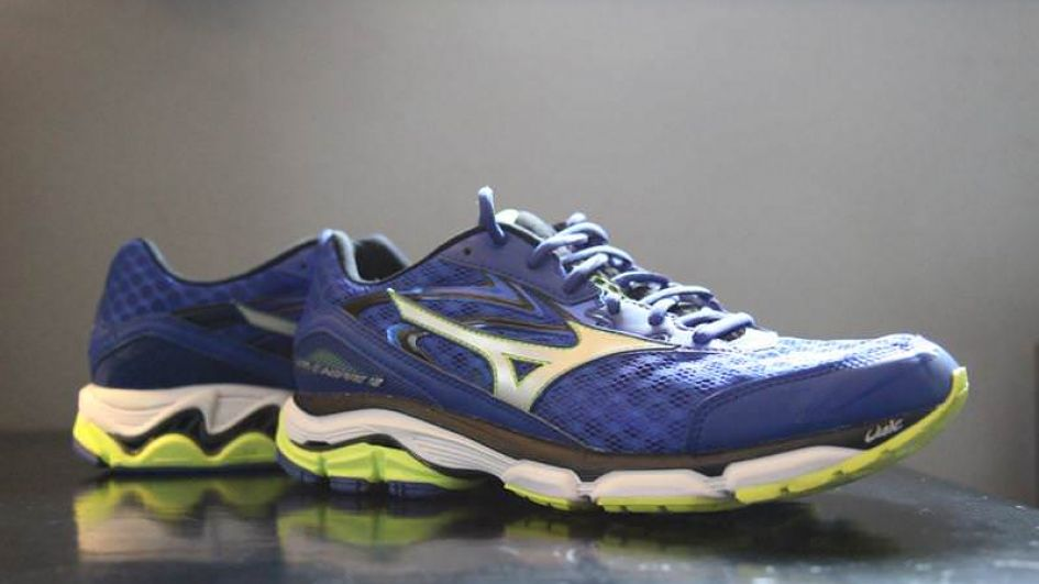 Mizuno Wave Inspire 12 - Lateral Side