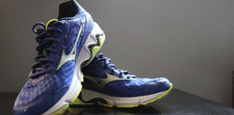 Mizuno Wave Inspire 12 - Pair