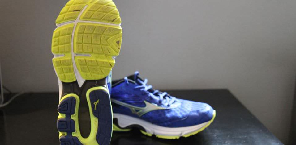 Mizuno Wave Inspire 12 - Sole