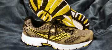 Saucony Cohesion 8 Review