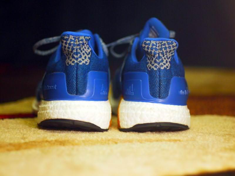 ultra boost st on feet