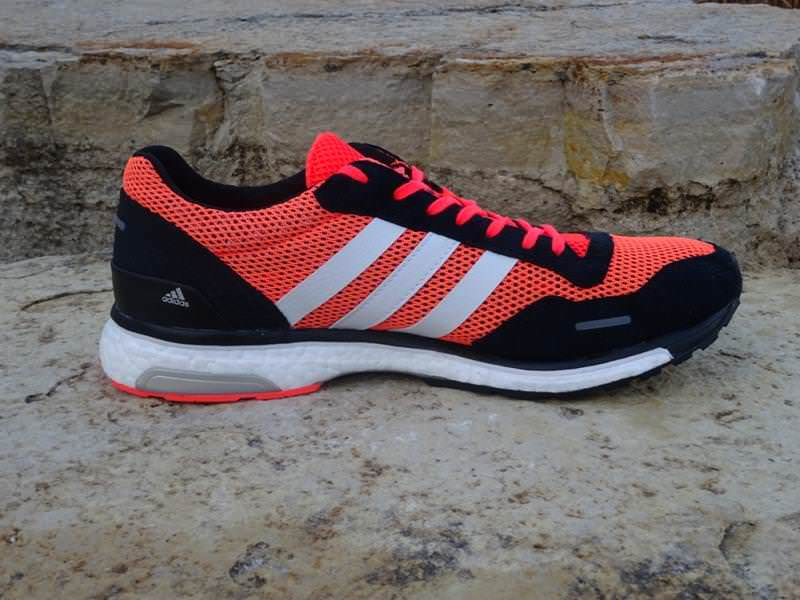 adidas adizero adios boost 3 review running shoes guru