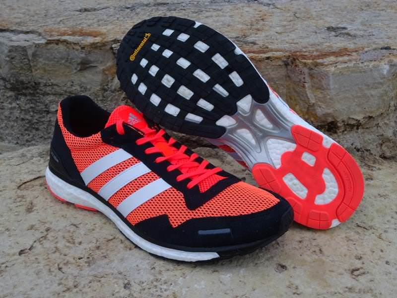 Explicación Moretón su  Adidas Adizero Adios Boost 3 Review | Running Shoes Guru