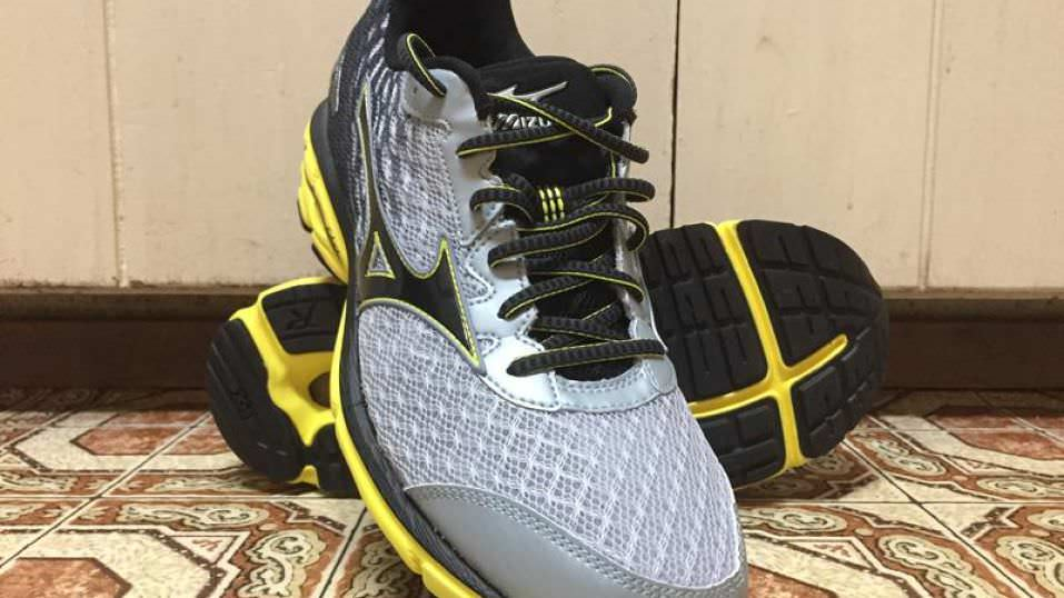 Mizuno Wave Rider 19 - Pair