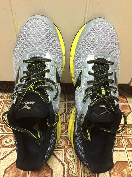 Mizuno Wave Rider 19 - Top