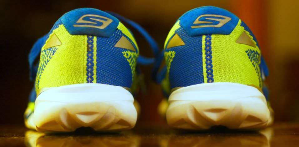 Skechers GOmeb Speed 3 - Heel
