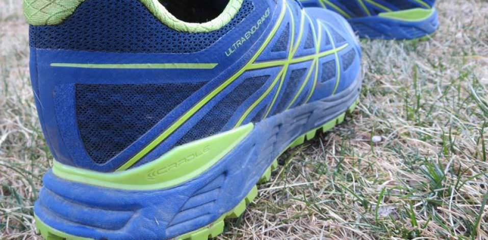 The North Face Ultra Endurance - Heel