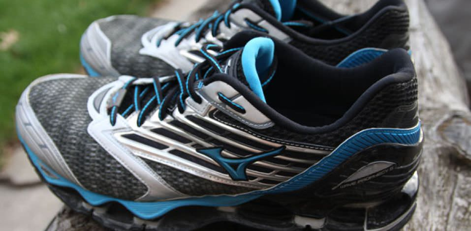 Mizuno Wave Prophecy 5 - Medial Side