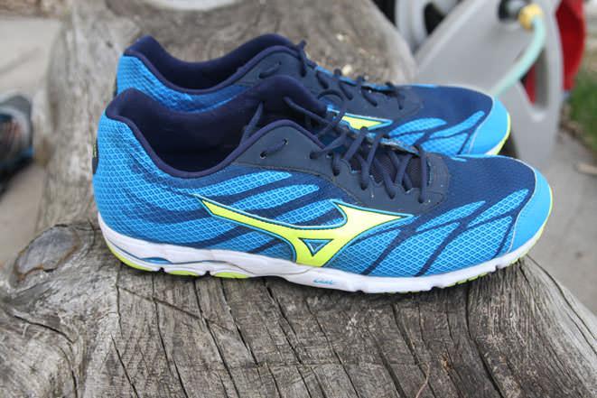 Mizuno Wave Hitogami Running Shoe