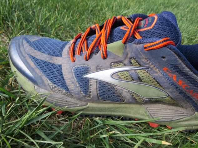 Brooks Cascadia 11 - Lateral Side