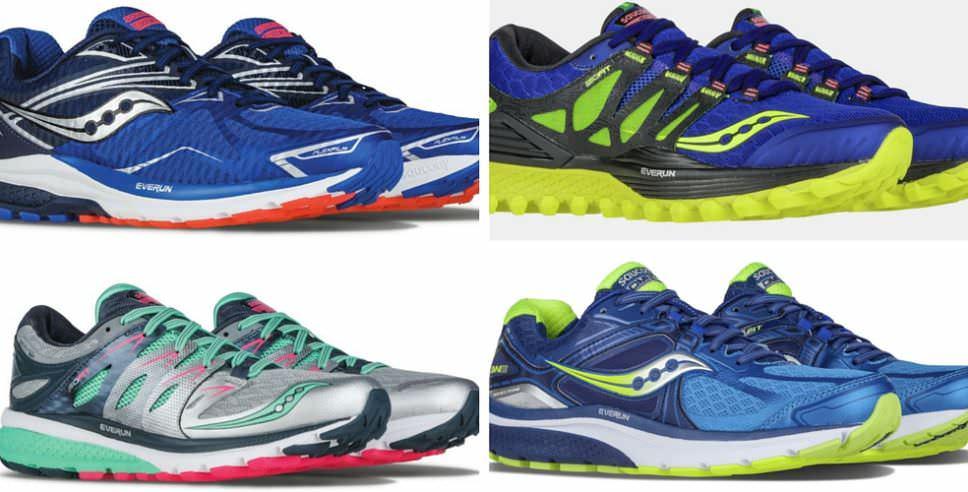Saucony Shoes 2016
