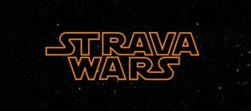 Star Wars GPS Routes