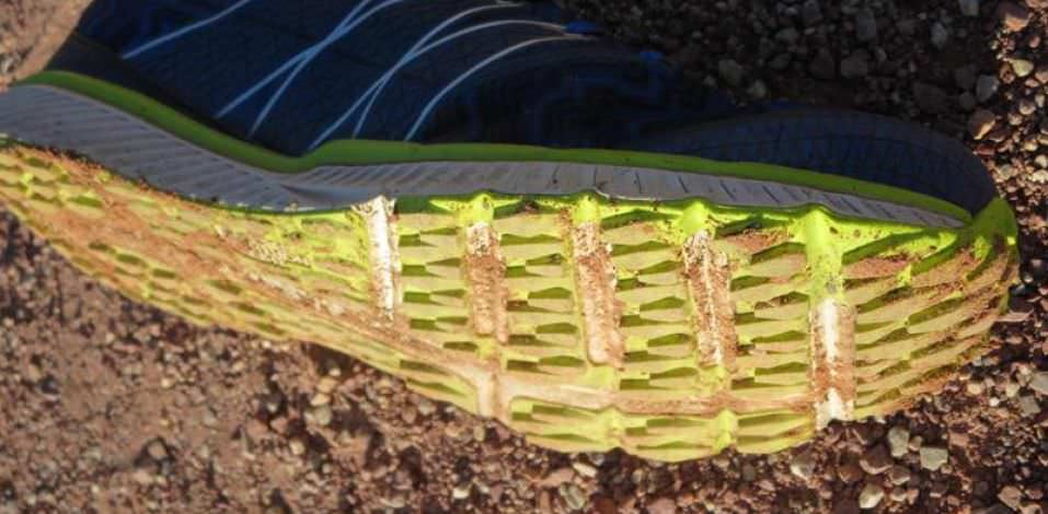 The North Face Litewave TR - Sole