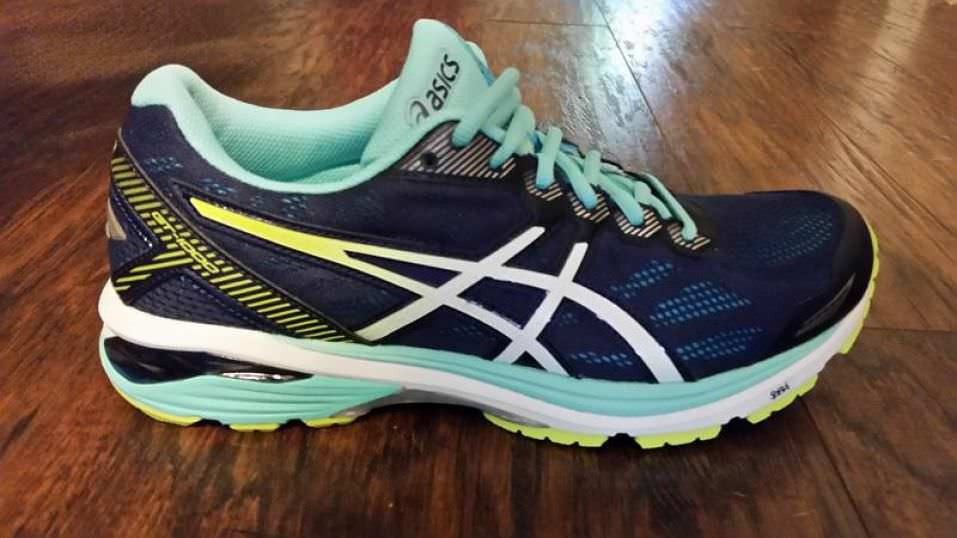 Asics GT 1000-5 - Lateral Side