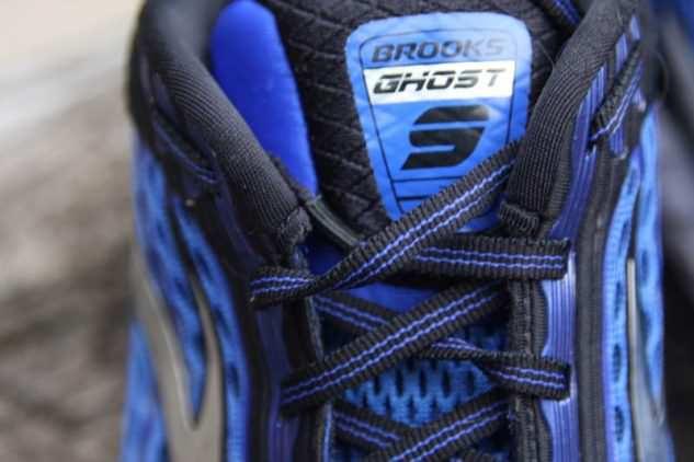 Brooks Ghost 9 - Top