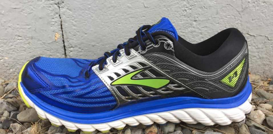 Brooks Glycerin 14 - Medial Side