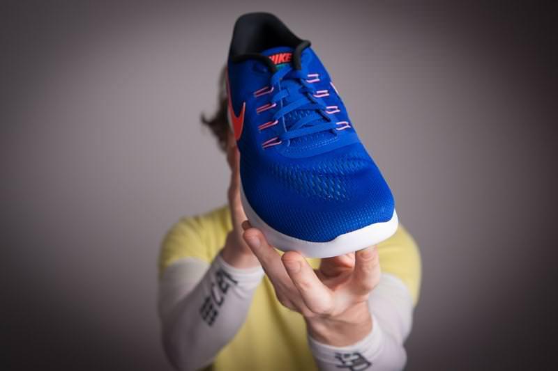 Nike Free Rn Distance Flat Feet