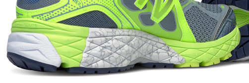 running shoes flat feet