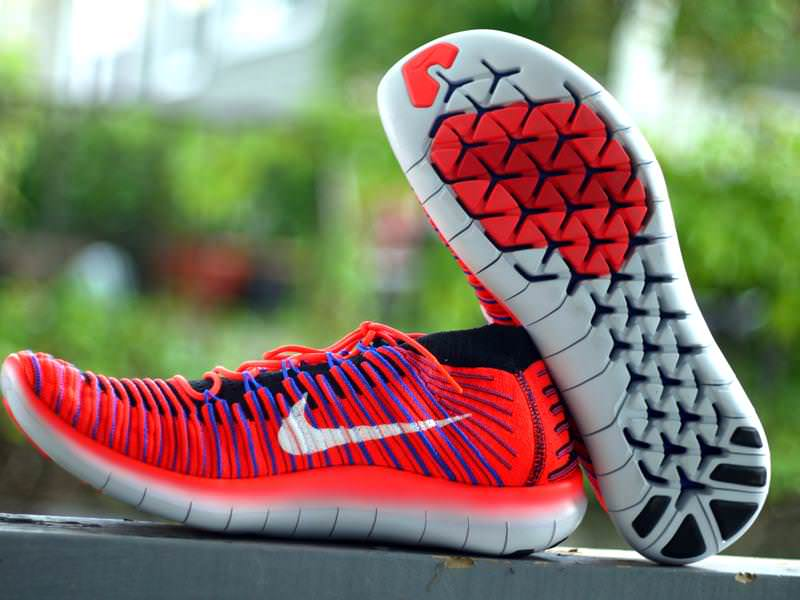 inercia capacidad Abultar  Nike Free RN Motion Flyknit Review | Running Shoes Guru