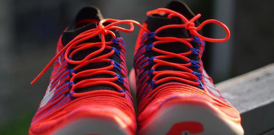 Nike Free RN Motion Flyknit - Toe