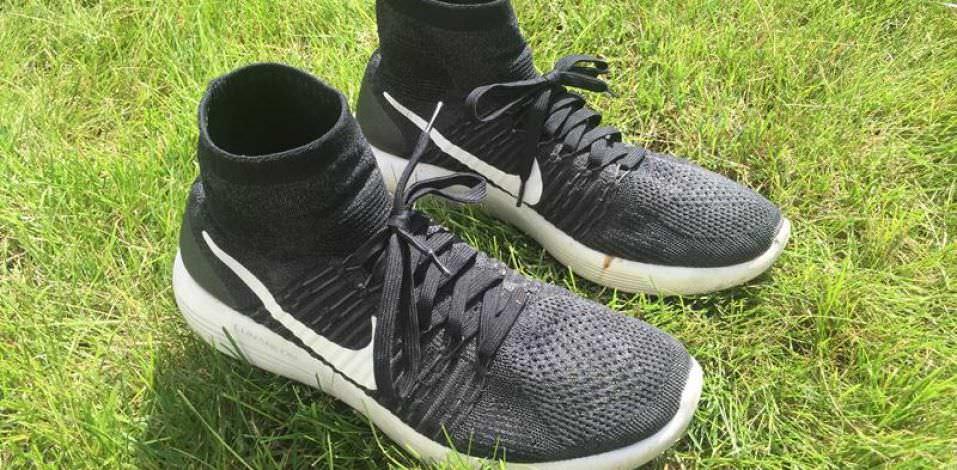 Nike LunarEpic Flyknit - Toe