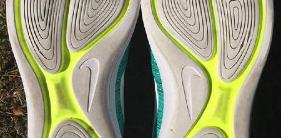 Nike LunarEpic Low Flyknit - Sole