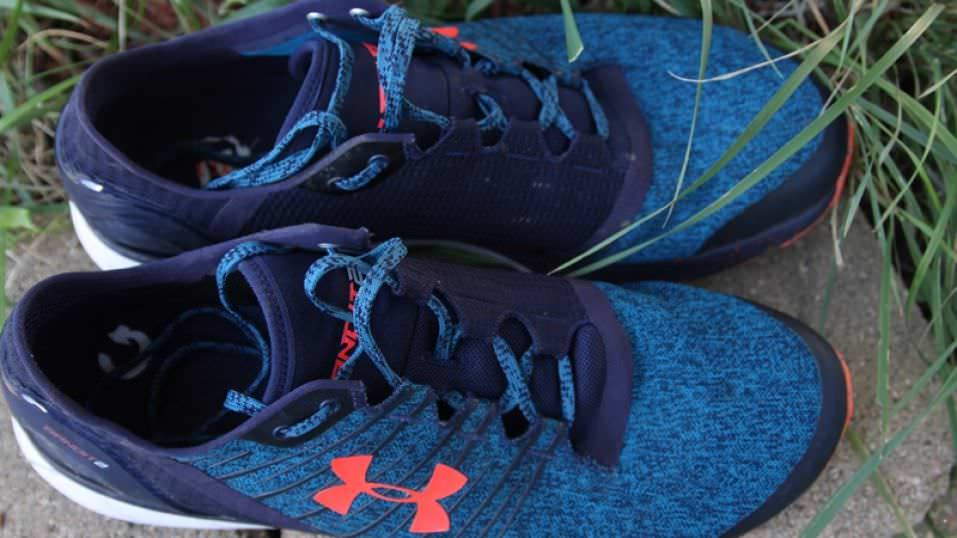 Under-Armour Charged Bandit 2 Top