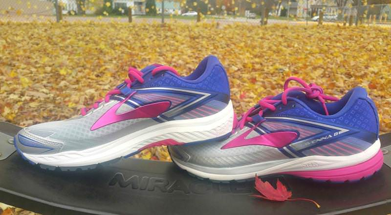 Brooks Ravenna 8 Review   Running Shoes
