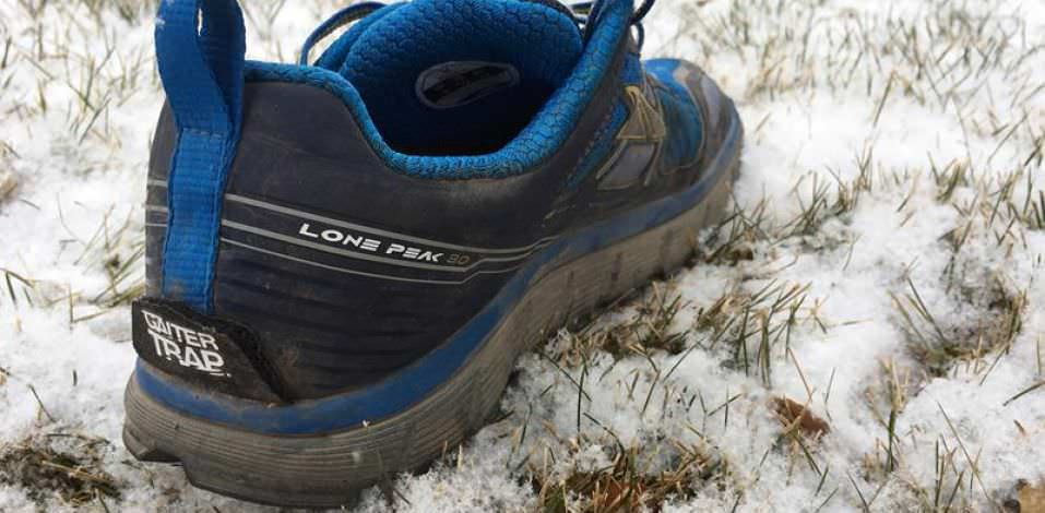 Altra Lone Peak 3.0 - Heel